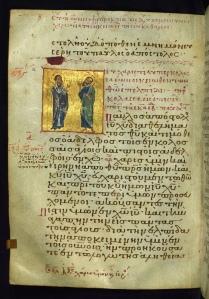 Colossians title page