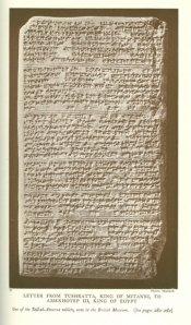 Amarna letter