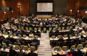 UN meeting (UN Info Centers)