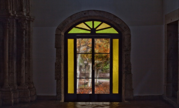 doorway to autumn