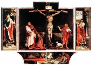 Gruenwald's Isenheim Altarpiece