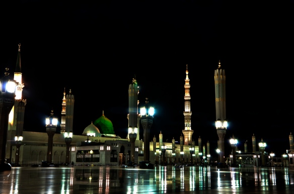Islam at night 2