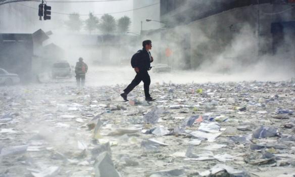 explosion 9/11