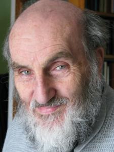 John Peck smiling