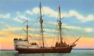 Winthrop ship The Arabella